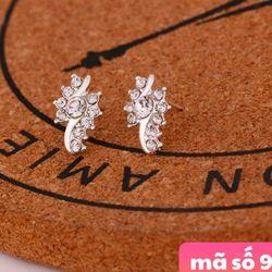 Bông tai kim loại mẫu đẹp có hơn 40 mẫu giá sỉ, giá bán buôn