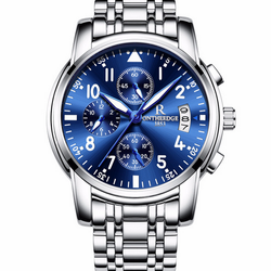 Đồng hồ Ontheedge RZY038 fullbox trắng-xanh giá sỉ
