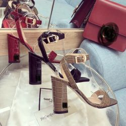 Giày sandal cao gót giá sỉ