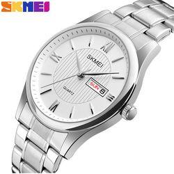 Đồng hồ Skmei 1261 kim trắng giá sỉ