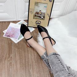 Giày bup bê co dây giá sỉ, giá bán buôn