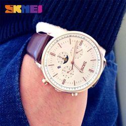 Đồng hồ Skmei 9117 full 6 kim chạy siêu đẹp giá sỉ
