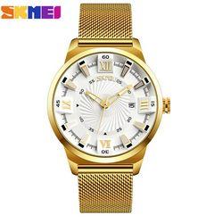 Đồng hồ Skmei 9166 trắng giá sỉ