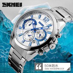 Đồng hồ Skmei 9108 full 6 kim chạy cực chất giá sỉ