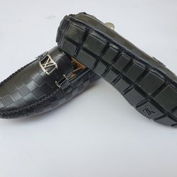 Giày Lười Lịch Lãm- Mã Mọi nơ LVcaro giá sỉ, giá bán buôn