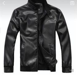 Áo khoác da nam giá sỉ