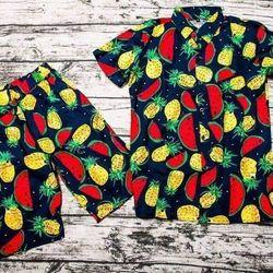set đồ trái cây ngày hè 4 giá sỉ