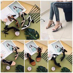 Sandal 7cm xinh như hình