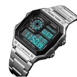 Đồng hồ Skmei điện tử 1135 trắng-đen giá sỉ