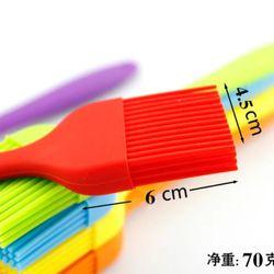 Chổi silicon đúc size 21cm