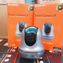 CAMERA WIFI P2P 20 Mpx FULL 1080 HD S6828F PLÚ có bán lẻ