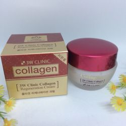 Kem chống lão hoá collagen 3w clinic