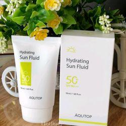 Kem chống nắng hàn quốc cho da nhạy cảm Aquatop giá sỉ
