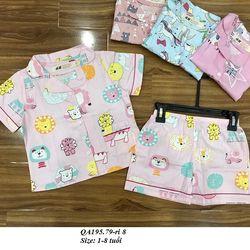 Bộ Pijama BG S1-8y QA195 giá sỉ