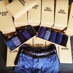 Quần sịp đùi quần boxer nam xuất Nhật siêu thoáng mát giá sỉ