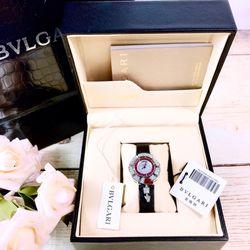 đồng hồ BVLagi nữ màu đen giá sỉ
