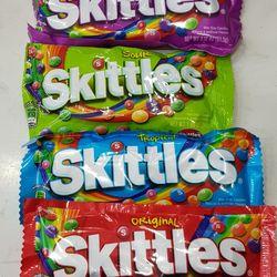 Kẹo Mềm Skittles Mỹ giá sỉ