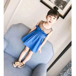 NHẬN ORDER Váy bé gái thời trang