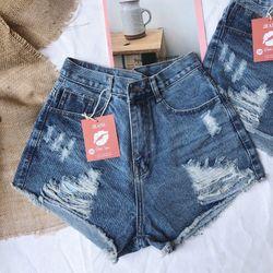 Quần Short Jean nữ size đại chuyên sỉ jean 2KJean