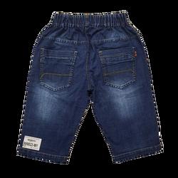 999822-M1- Quần jean lửng BTxuôngin chữxanh nhạtMade in VietNamsize nhỡ 9-14/ri6combo 6 sản phẩm từ nhỏ đến lớn giá sỉ