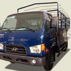 Xe tải Hyundai 4 tấn thùng mui bạt - New Mighty 75S 688tr giá sỉ