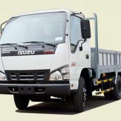 Xe tải Isuzu 2T5 thùng lửng qkr77he4thùng dài 4m3 trả góp 110 triệu