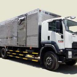 Xe tải Isuzu 14T5 thùng kín - Fvm34we4 thùng dài 766m 1 tỉ 740 giá sỉ