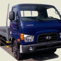 Xe tải Hyundai 4T2 thùng lửng - New Mighty 75S 678tr trả góp giá sỉ