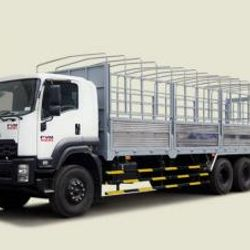 Xe tải Isuzu 14T5 thùng mui bạt - FVM34WE4 thùng dài 9m3 1 tỉ 730 giá sỉ