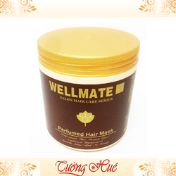 Ủ Tóc Ý Wellmate Perfumed Hair Mask - 500ml