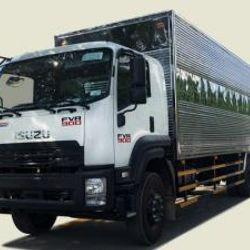 Xe tải Isuzu 8T2 thùng kín - FVR34QE4 thùng dài 765m 1 tỉ 340 giá sỉ