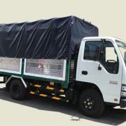 Xe tải Isuzu 2T4 thùng mui bạt Qkr77fe4 giá ra đi 462 triệu nhanh giá sỉ