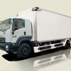 Xe tải Isuzu 8 tấn thùng bảo ôn - FVR34QE4 1 tỉ 580 trả góp 80 giá sỉ