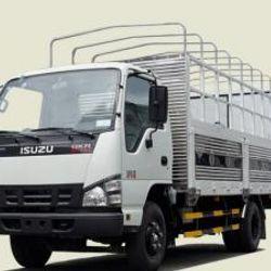 Xe tải Isuzu 2T7 thùng bạt - Qkr77he4 thùng 4m3 xe có sẵn 515tr