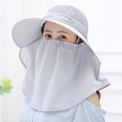 Nón chống nắng mẫu trơn - tặng áo thời trang giá sỉ