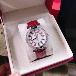 Đồng hồ nữ thời trang Royal Crown 4604 mặt đá 7 màu giá sỉ