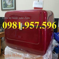 Thùng giao cơm hộp tại Hà Nội giá sỉ