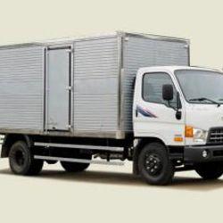 Xe tải Hyundai 6T3 thùng kín HD99 thùng dài 5m 720 triệu