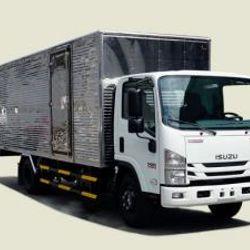 Xe tải Isuzu 5T5 thùng kín - Nqr75le4 150 triệu giá nhanh trả góp giá sỉ