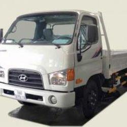 Xe tải Hyundai 7T2 thùng lửng - New Mighty 110S 720 triệu lăn bánh