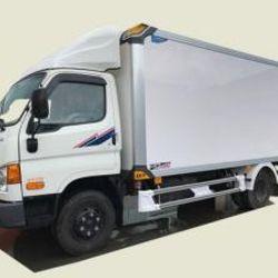 Xe tải Hyundai 6 tấn thùng bảo ôn HD99 865 triệu thùng 5m