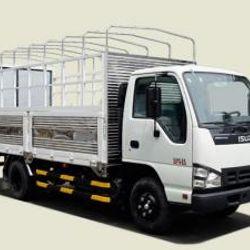 Xe tải Isuzu 2T thùng bạt - Qkr77he4 512 triệu xe có sẵn