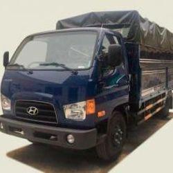 Xe tải Hyundai 7 tấn thùng mui bạt - New Mighty 110S 680tr giá sỉ