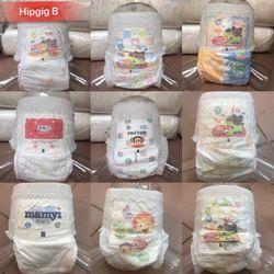 Combo 100 tã quần Hipgig B size Xl 10-16kg giá sỉ
