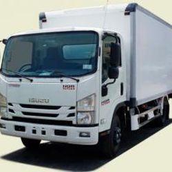 Xe tải Isuzu 5T thùng bảo ôn - Nqr75le4 980 triệu lăn bánh giá sỉ