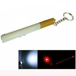 Móc khóa điếu thuốc 3in1 Lazer Soi Sáng Viết giá sỉ