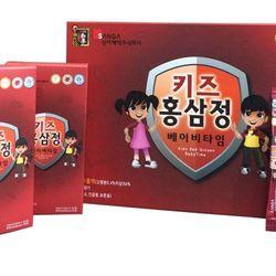 Nước hồng sâm cho trẻ em Baby Sanga Hàn Quốc Hộp 30 gói giá sỉ