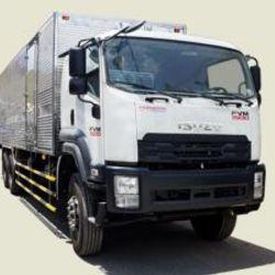 Xe tải Isuzu 15T5 thùng kín - FVM34TE4thùng dài 7m66 1 tỉ 680 giá sỉ