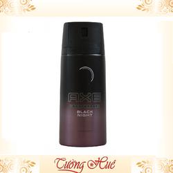 Xịt Ngăn Mùi Dành Cho Nam AXE BLACK NIGHT Bodyspray - 150ml giá sỉ