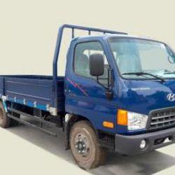 Xe tải Hyundai 7 tấn thùng lửng Mighty HD700 thùng dài 5m 698tr giá sỉ